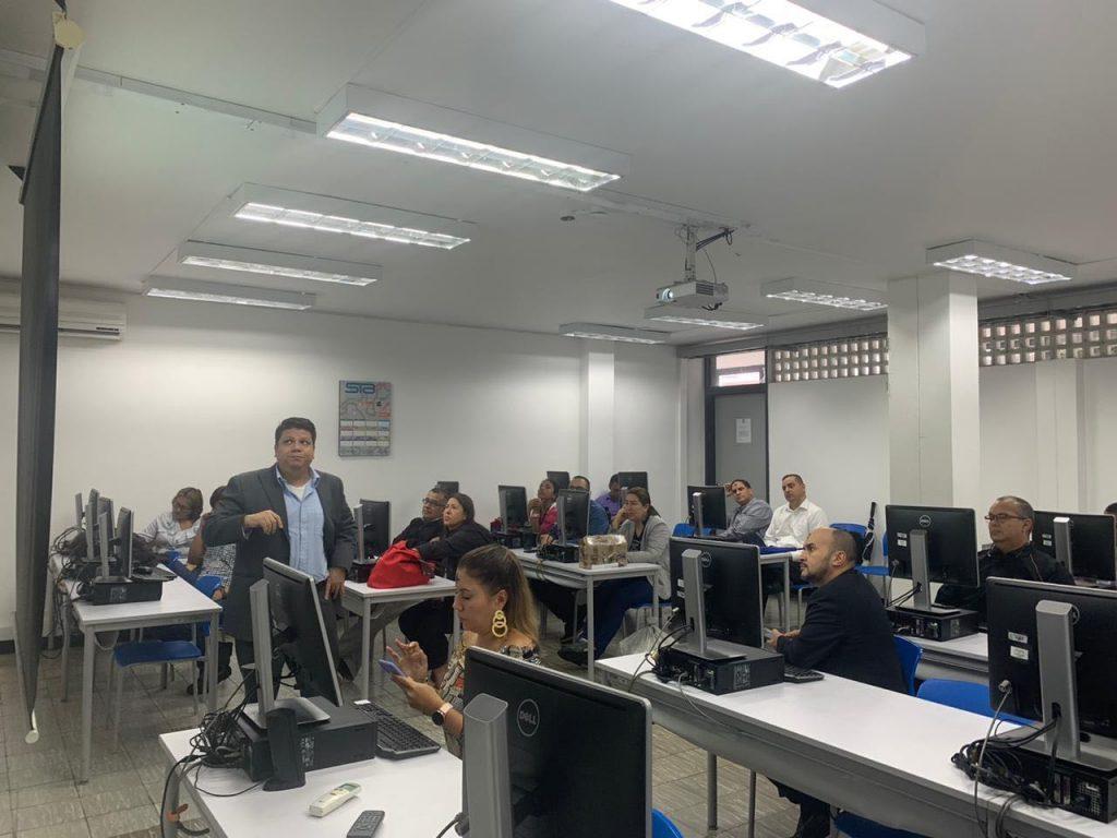 Aplicación de instrumento de prácticas institucionales. USBC Cali
