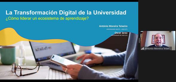 Taller «La transformación digital de la Universidad.»
